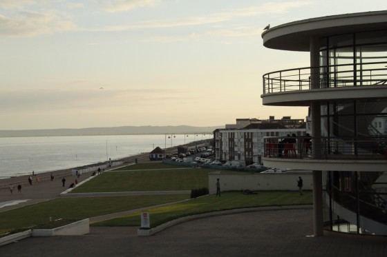 Bexhill seafront. Pic by Natalie Marchant.