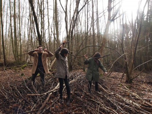 Lost Left - Woods