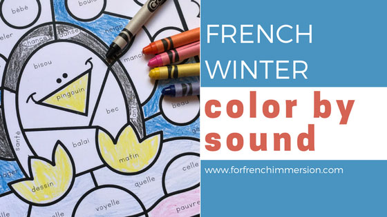 Winter Archives - For French Immersion