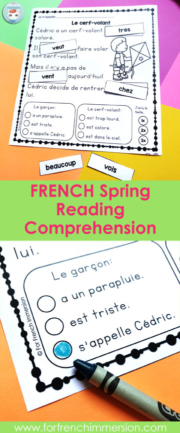 Spring Archives For French Immersion