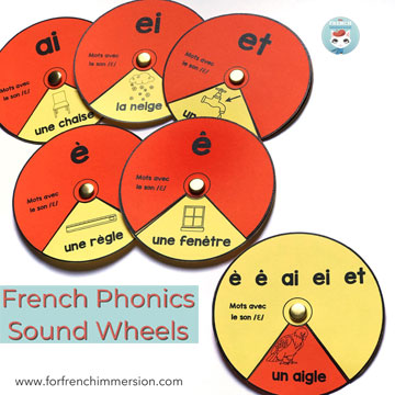 Literacy Center Archives - For French Immersion