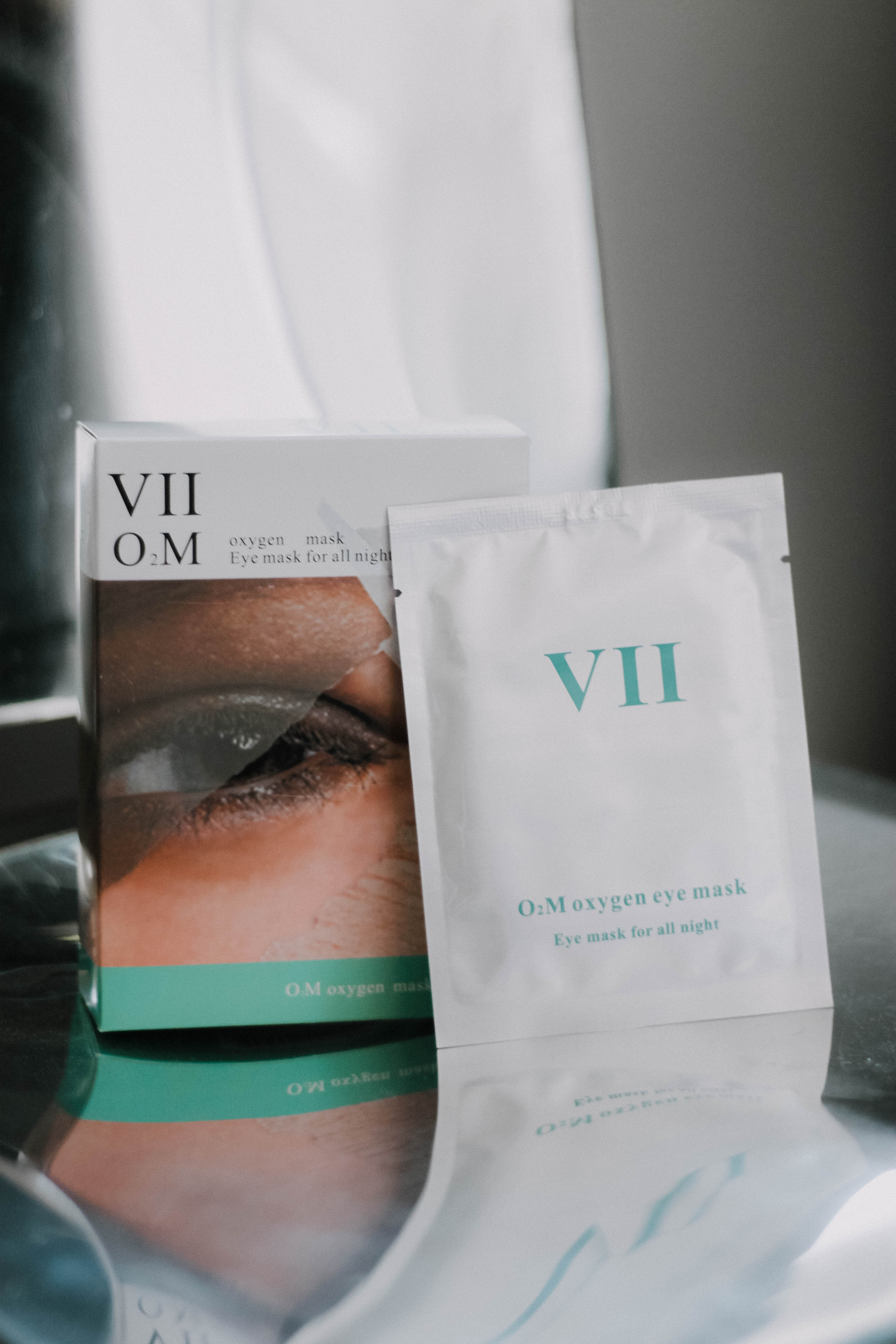 Friday Product Spotlight: VIIcode Oxygen Under Eye Masks