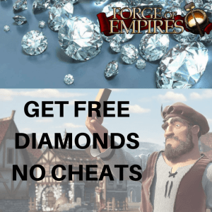 Forge of Empires Free Diamonds