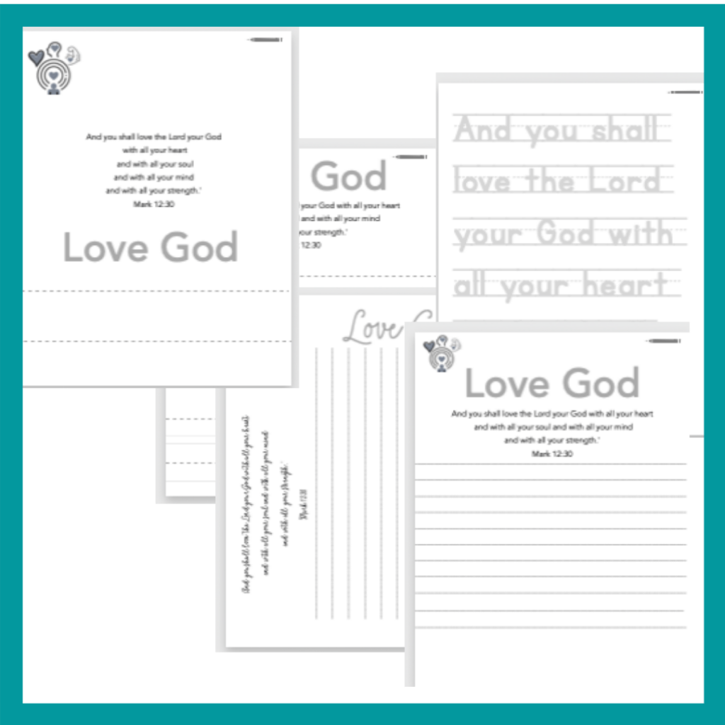 Bible Memory Verse Printables Remember The Word
