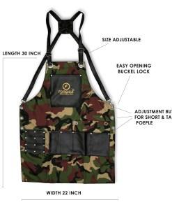 Commando Apron