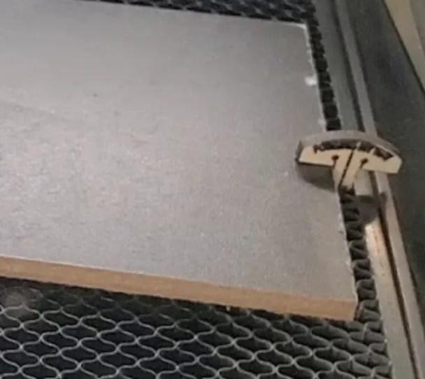 Honeycomb pins