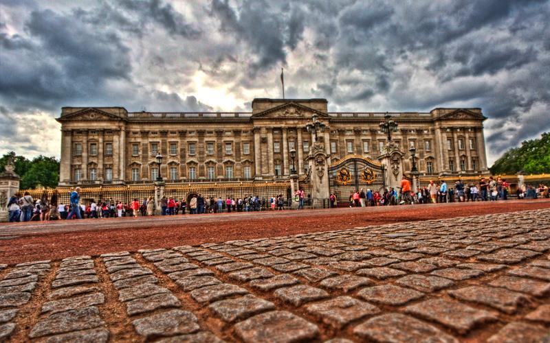 Buckingham Palace - HDR