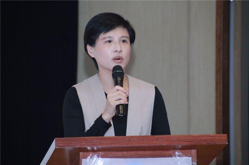 國家語言發展法草案 公聽會,文化部長鄭麗君致詞