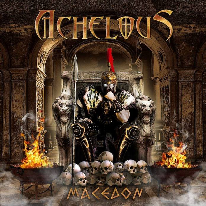 ACHELOUS – Macedon [STUDIO REPORT]