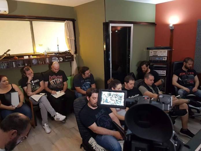 "Achelous ""Macedon"" Studio Report 2018"