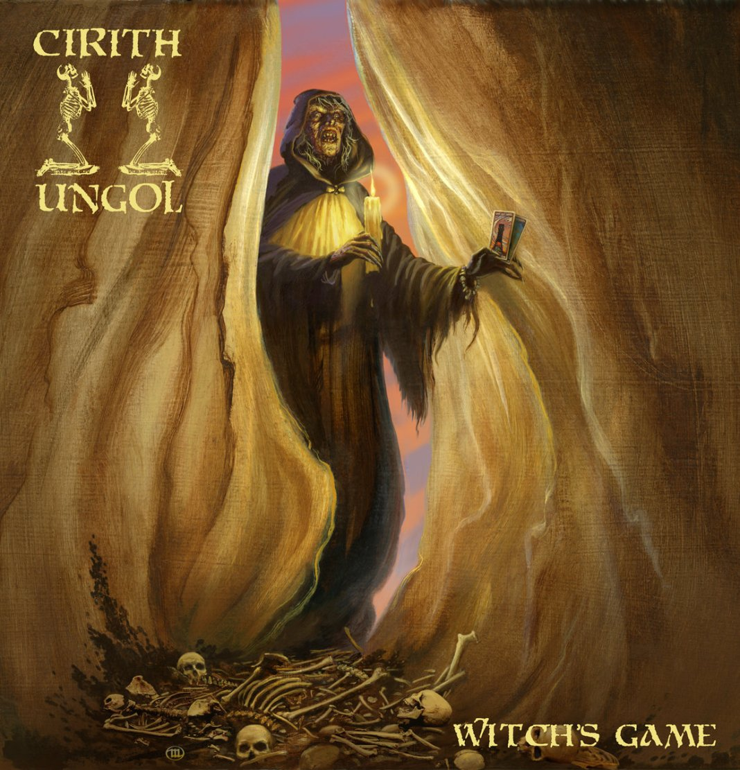 Cirith Ungol - Witch's Game