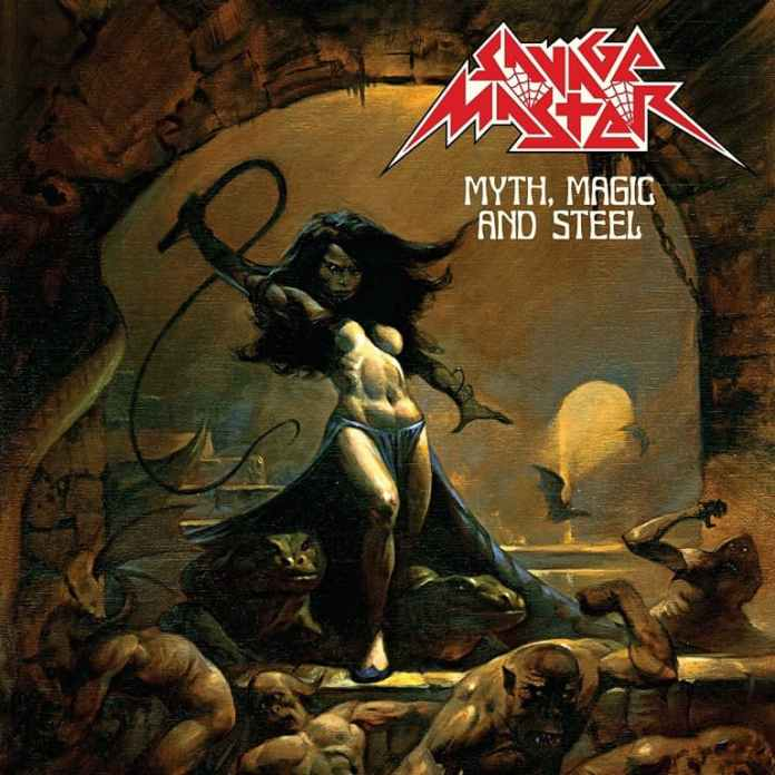 SAVAGE MASTER – Myth, Magic and Steel