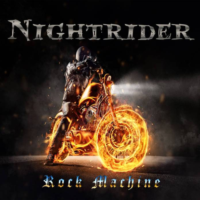 NIGHTRIDER – Rock Machine