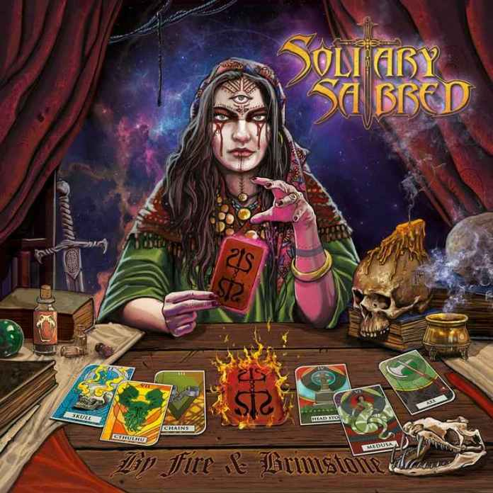 SOLITARY SABRED – By fire and Brimstone