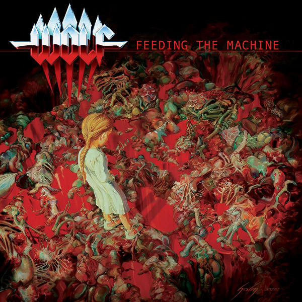 WOLF – Feeding the Machine