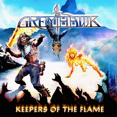 GREYHAWK – Keepers of the Flame
