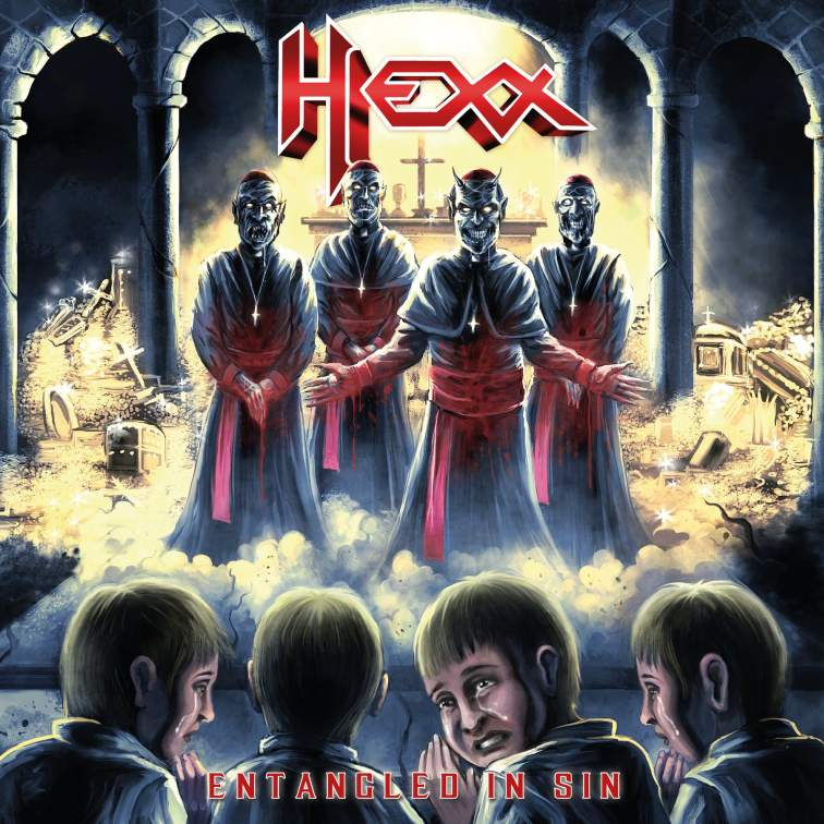 HEXX – Entangled in Sin