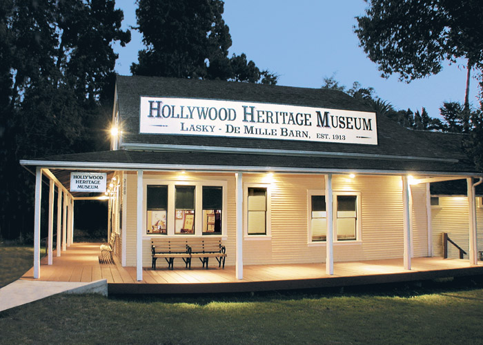 hollywood Museum_Night_1