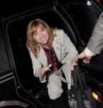 laurie in limo