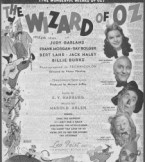09. Musical Score Wizard of Oz