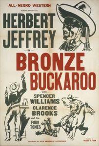 bronze buckaroo
