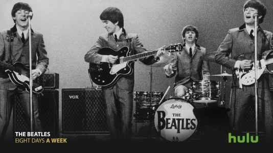 Beatles_Eight_Days_A_Week_on_hulu