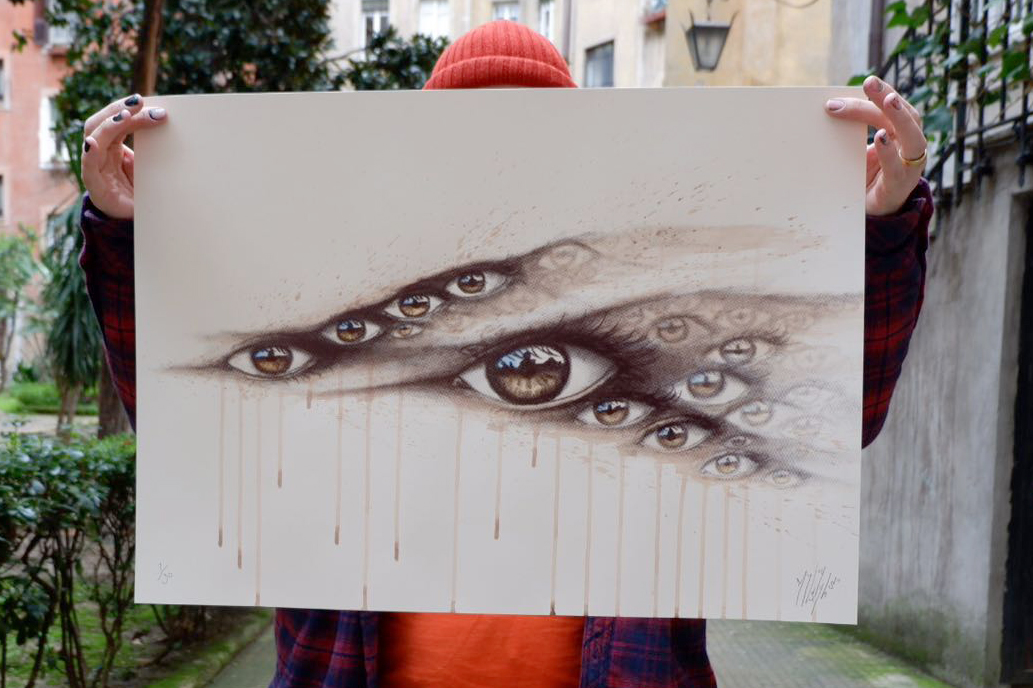 Silkprint2_MyDogSighs_ForgottenProject2