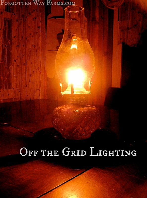 off grid lighting forgotten way farms