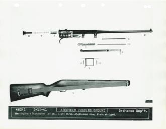 harrington carbine 13
