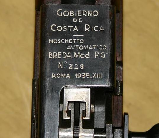 Breda PG markings