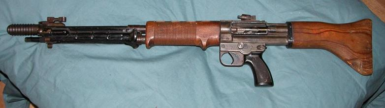 FG42, second model