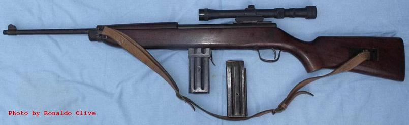 H&R / Reising light rifle prototype
