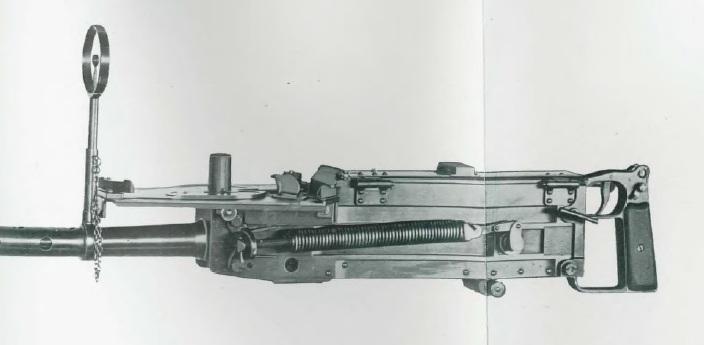 Vickers Class F observer gun