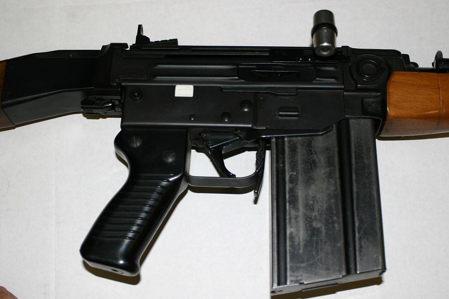 Williams Auto Sales >> SIG Stgw 57 – Forgotten Weapons