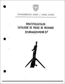 Stgw 57 Parts Catalog