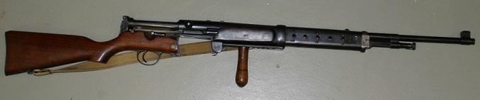 Farquhar-Hill rifle, 1918