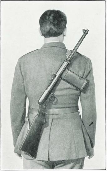 S&W M1940 Light Rifle