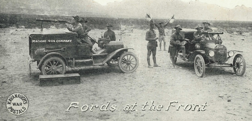 The Model A Team - Ford Trucks and Lewis MGs