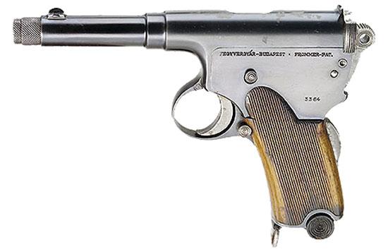 Frommer 1910 pistol
