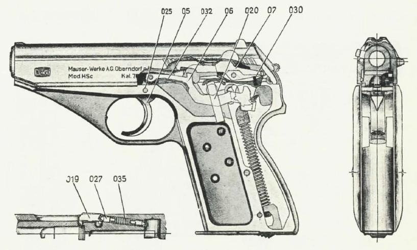 Walther Ppk Schematic Trusted Wiring Diagrams