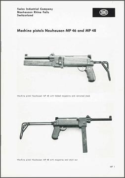 SIG MP46/MP48 Manual (English)