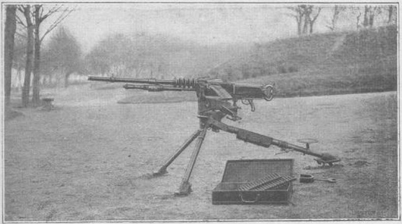 M1914 Hotchkiss machine gun
