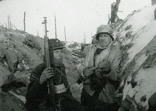 Shivering in the trenches with an AVS-36