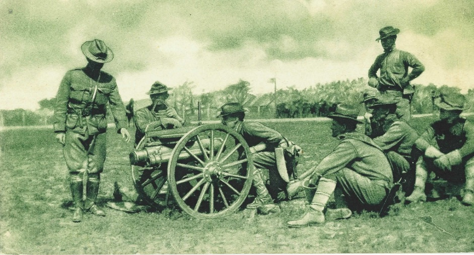 Vickers Maxim 2.95 inch Mountain Gun