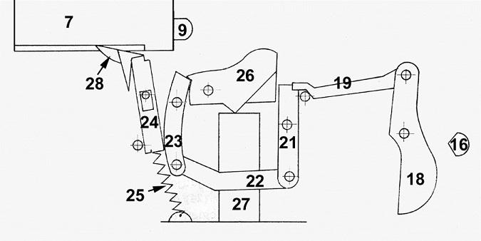 Beha trigger mechanism (1/4)