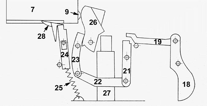 Beha trigger mechanism (2/4)