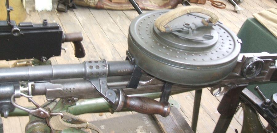 Bren 100-round Drum – Forgotten Weapons