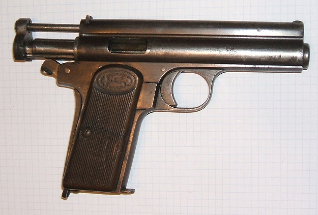Winchester vuurwapens dating
