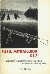 Fusil Mitrailleur KE7 Overview (French)