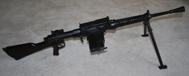 Breda Model 30 LMG